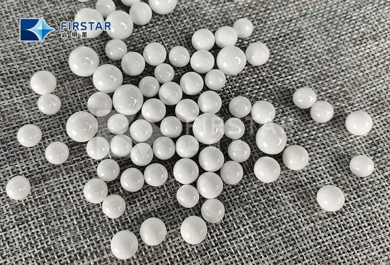ZTA & Zirconia Toughened Alumina Beads and Balls(3.65 g/cc)